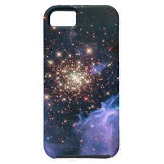 Fireworks in Space iPhone 5 Cover