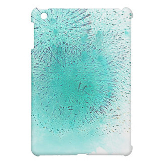 Fireworks in Watercolor iPad Cover