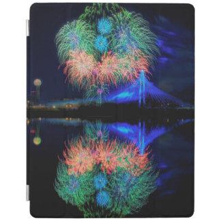 Fireworks iPad Cover