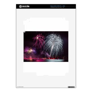Fireworks iPad 2 Decal