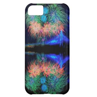 Fireworks iPhone 5C Case
