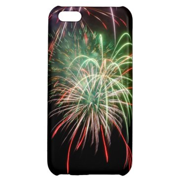 Fireworks Case For iPhone 5C