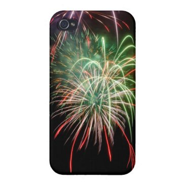 Fireworks Case For iPhone 4