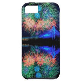 Fireworks iPhone SE/5/5s Case