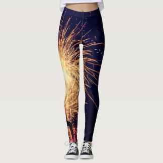 Fireworks Leggings