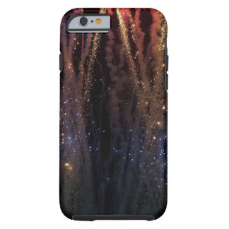 Fireworks Light the Sky Fourth of July Tough iPhone 6 Case