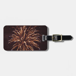Fireworks Tag For Bags