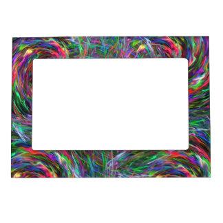 Fireworks Magnetic Picture Frame