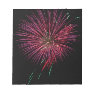 Fireworks Memo Notepad