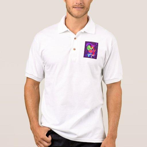 Fireworks Midnight Purple T-shirts
