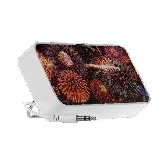 Fireworks Mini Speaker
