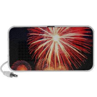 fireworks mini speakers