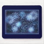 Fireworks mousepads