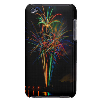 Fireworks multicoloured barely there iPod covers