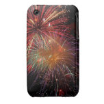Fireworks New Years Eve Party iPhone 3 Case-Mate Case