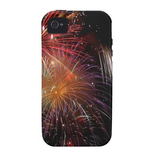 Fireworks New Years Eve Party iPhone Case Vibe iPhone 4 Cases