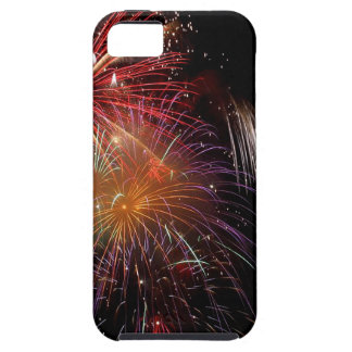 Fireworks New Years Eve Party iPhone Case