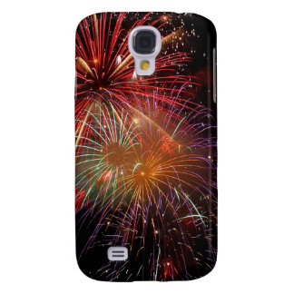 Fireworks New Years Eve Party Samsung Galaxy S4 Case