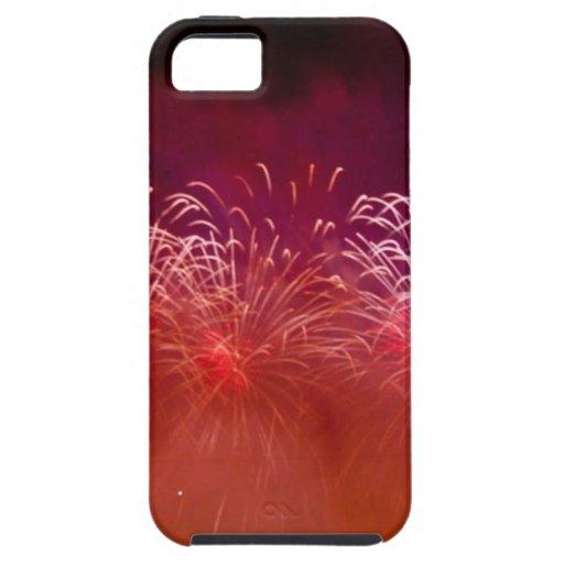 FIREWORKS NIGHT CELEBRATIONS DIGITAL REALISM iPhone 5 COVERS