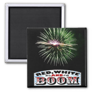 Fireworks on the Fourth Magnet