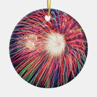 Fireworks Ornaments