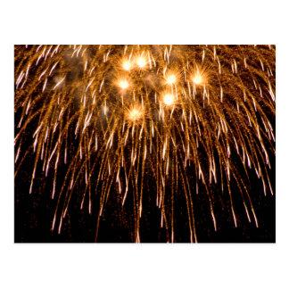 Fireworks P3660 Postcard