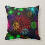 Fireworks Pillows