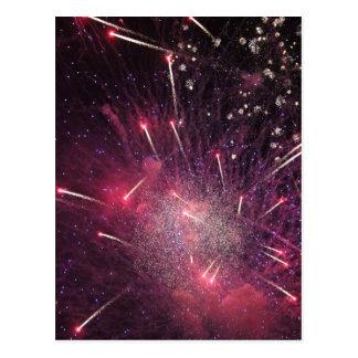 Fireworks! Post Cards