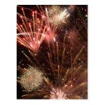 Fireworks (Postcard)