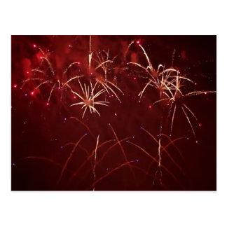 Fireworks Postcard 3