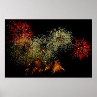 Fireworks Póster