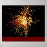Fireworks Print