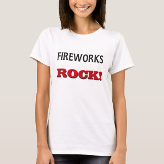 Fireworks Rock T-Shirt