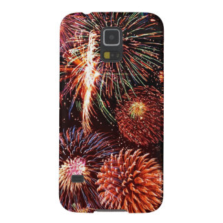 Fireworks Samsung Galaxy S5, Barely There Case