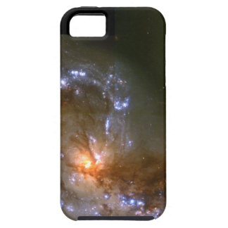 Fireworks Show in Collision of Antennae Galaxies iPhone SE/5/5s Case
