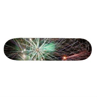 Fireworks Skateboard Deck