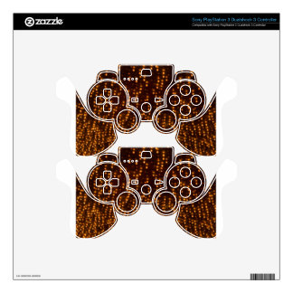 Fireworks Sky Bright Lights Independence Day Skin For PS3 Controller
