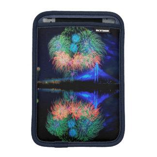 Fireworks Sleeve For iPad Mini