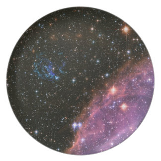 Fireworks Small Magellanic Cloud Dinner Plate