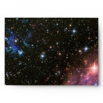 Fireworks Small Magellanic Cloud Envelope