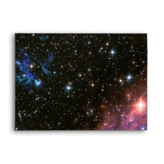 Fireworks Small Magellanic Cloud Envelope