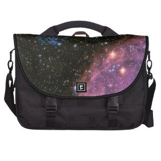 Fireworks Small Magellanic Cloud Laptop Commuter Bag