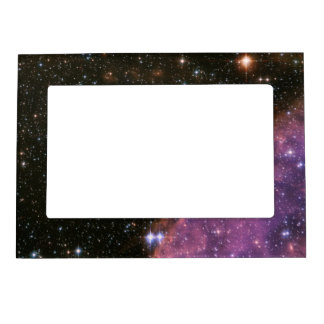 Fireworks Small Magellanic Cloud Picture Frame Magnets