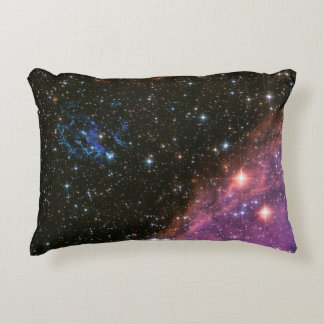 Fireworks Small Magellanic Cloud Accent Pillow