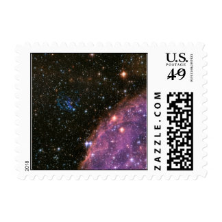 Fireworks Small Magellanic Cloud Postage