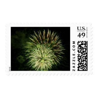 Fireworks Stamps