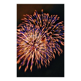 Fireworks Stationery