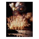 Fireworks, Toronto, Ontario, Canada Post Cards