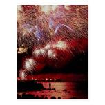 Fireworks, Toronto, Ontario, Canada Postcards