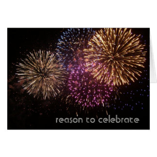 Fireworks-Worthy Birthday Card